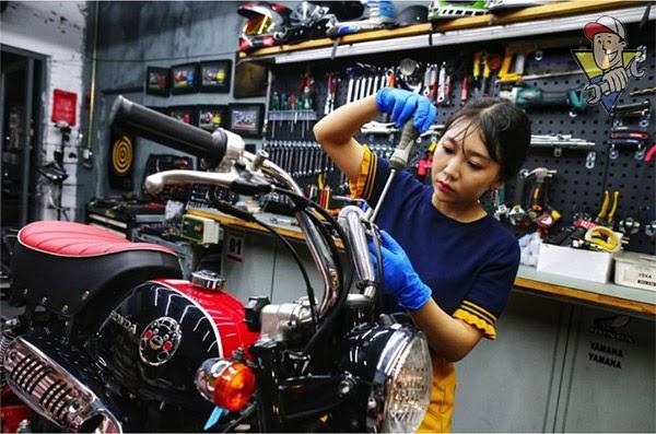 tư vấn mở tiệm rửa xe máy cần gì