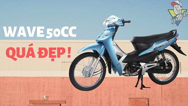 xe máy 50cc cho học sinh nam nữ 2020