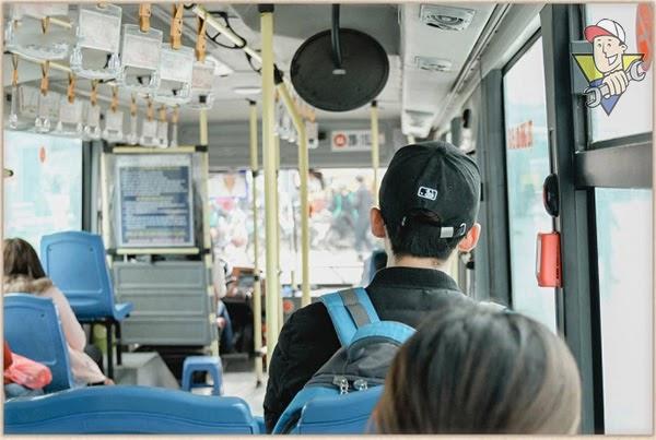 cách đi xe bus ở hà nội