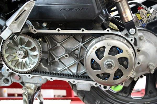 côn xe máy là gì