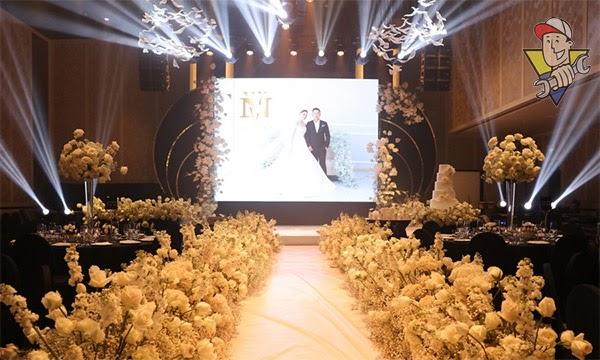 đám cưới bạc 2021