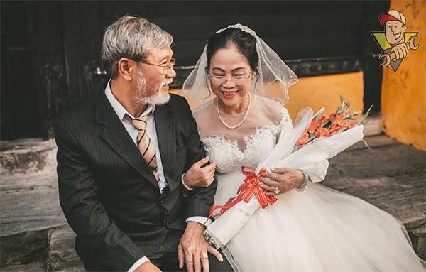 đám cưới kim cương