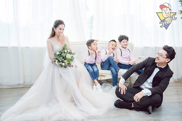 đám cưới vàng 2021