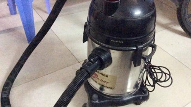 máy hút bụi công nghiệp thanh lý