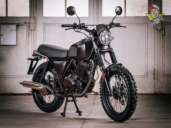 moto classic 150cc 2021