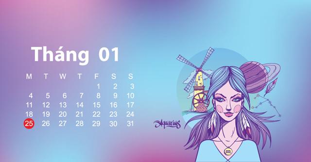 tháng 1 cung gì
