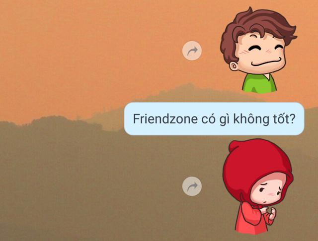 Friendzone có gì không tốt ư?