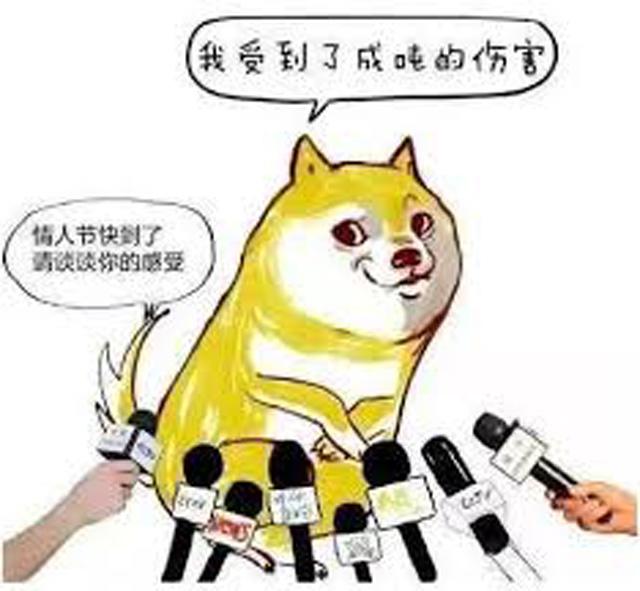 Cẩu lương lấy hình ảnh ẩn dụ từ chú chó