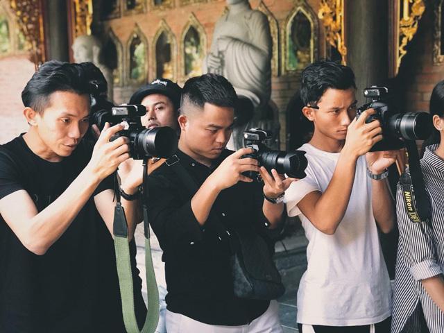 tìm hiểu về Photographer