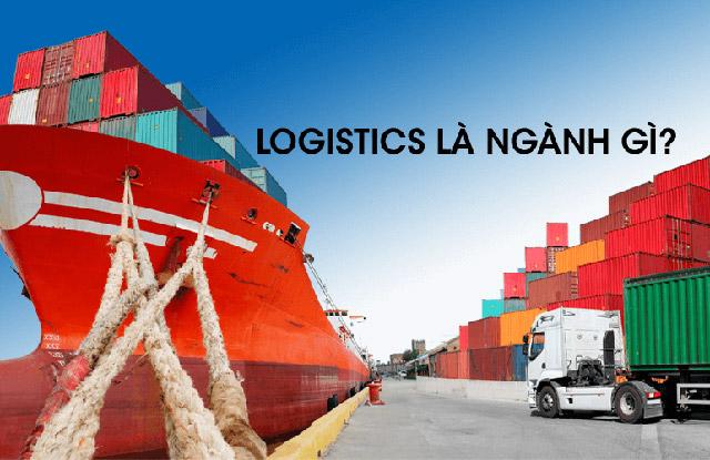 logistics nghĩa là gì