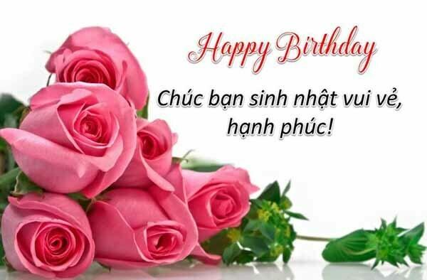 lời chúc mừng sinh nhật đồng nghiệp