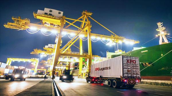 logistics là gì từ điển