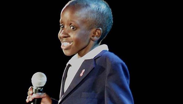 Nkosi Johnson là đứa bé nào