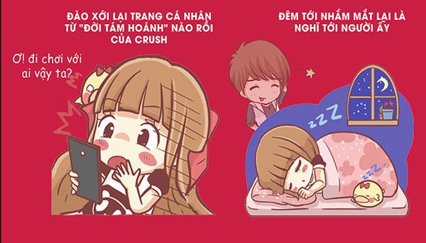 crush là gì trên fb