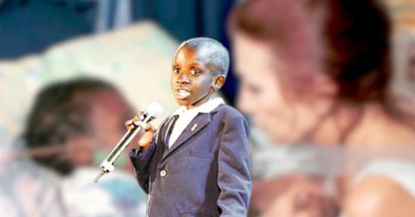 phát biểu của Nkosi Johnson