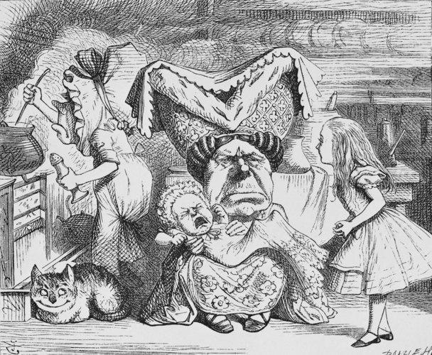 Tác phẩm cuộc phiêu lưu của Alice ở Xứ sở thần tiên gắn liền tên tuổi của ông