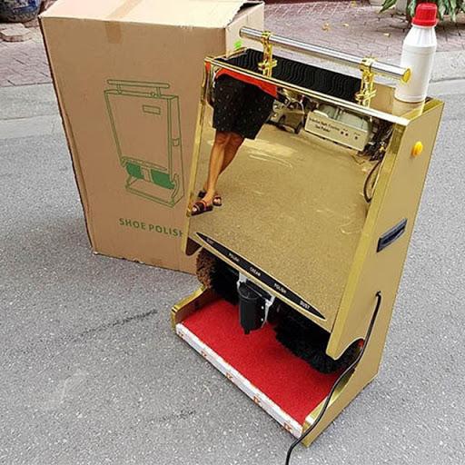 Yên Phát - địa chỉ phân phối máy đánh giày tại Cần Thơ