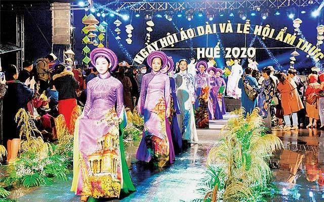 Mùa lễ hội cuối năm 2020 tại Huế thân yêu