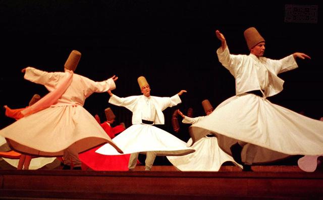 Mùa lễ hội cuối năm Thổ Nhĩ Kỳ