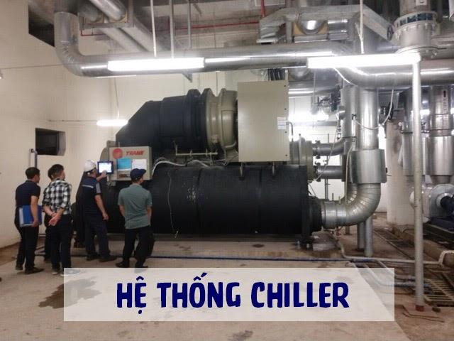 Hệ thống Chiller là gì?