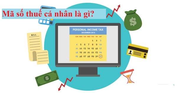 mã số thuế cá nhân là gì