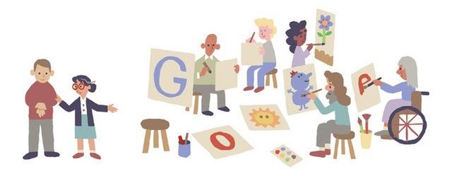 google vinh danh Nise Da Silveira