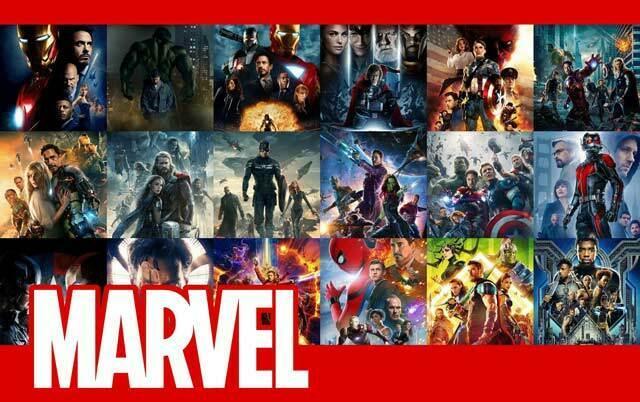 Bạn đã biết thứ tự xem phim Marvel mới nhất chưa?