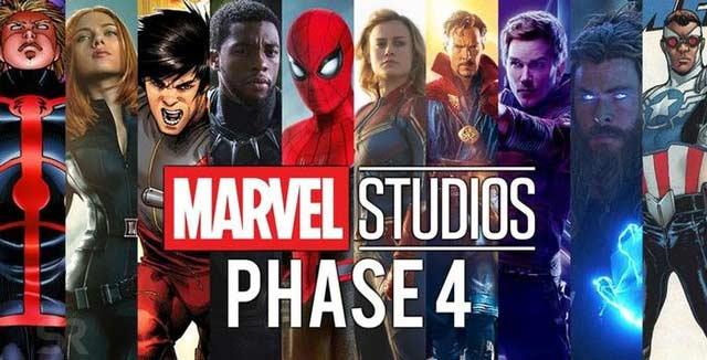 Thứ tự xem phim Marvel giai đoạn 4