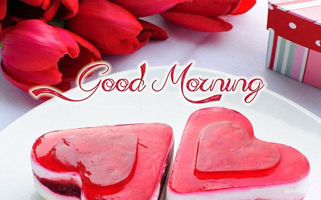 Chúc vợ buổi sáng tốt lành, tràn đầy năng lượng