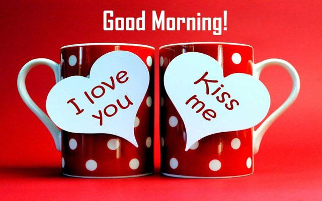 Gửi đến vợ lời chúc buổi sáng ngọt ngào, lãng mạn