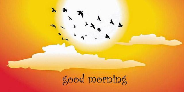 Những lời chúc buổi sáng giúp người ấy cảm thấy vui vẻ hơn, hạnh phúc hơn