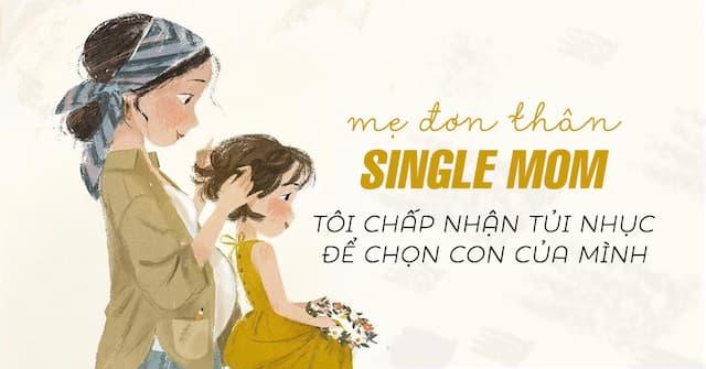 single mom là gì 2021